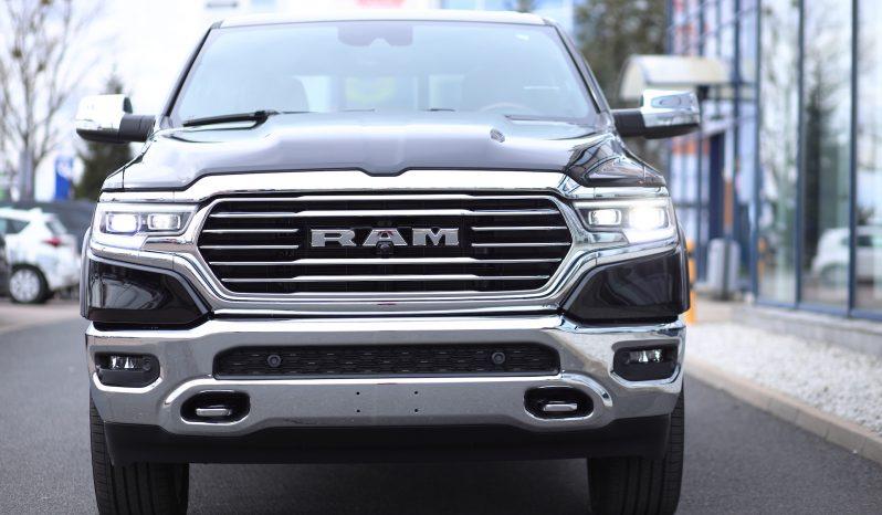 RAM 1500 Longhorn full