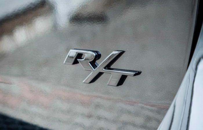 Emblemat R/T w Dodge Durango